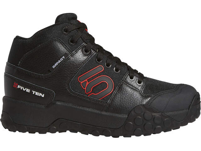 Five Ten Impact High Shoes Men core black/red/ftwr white
